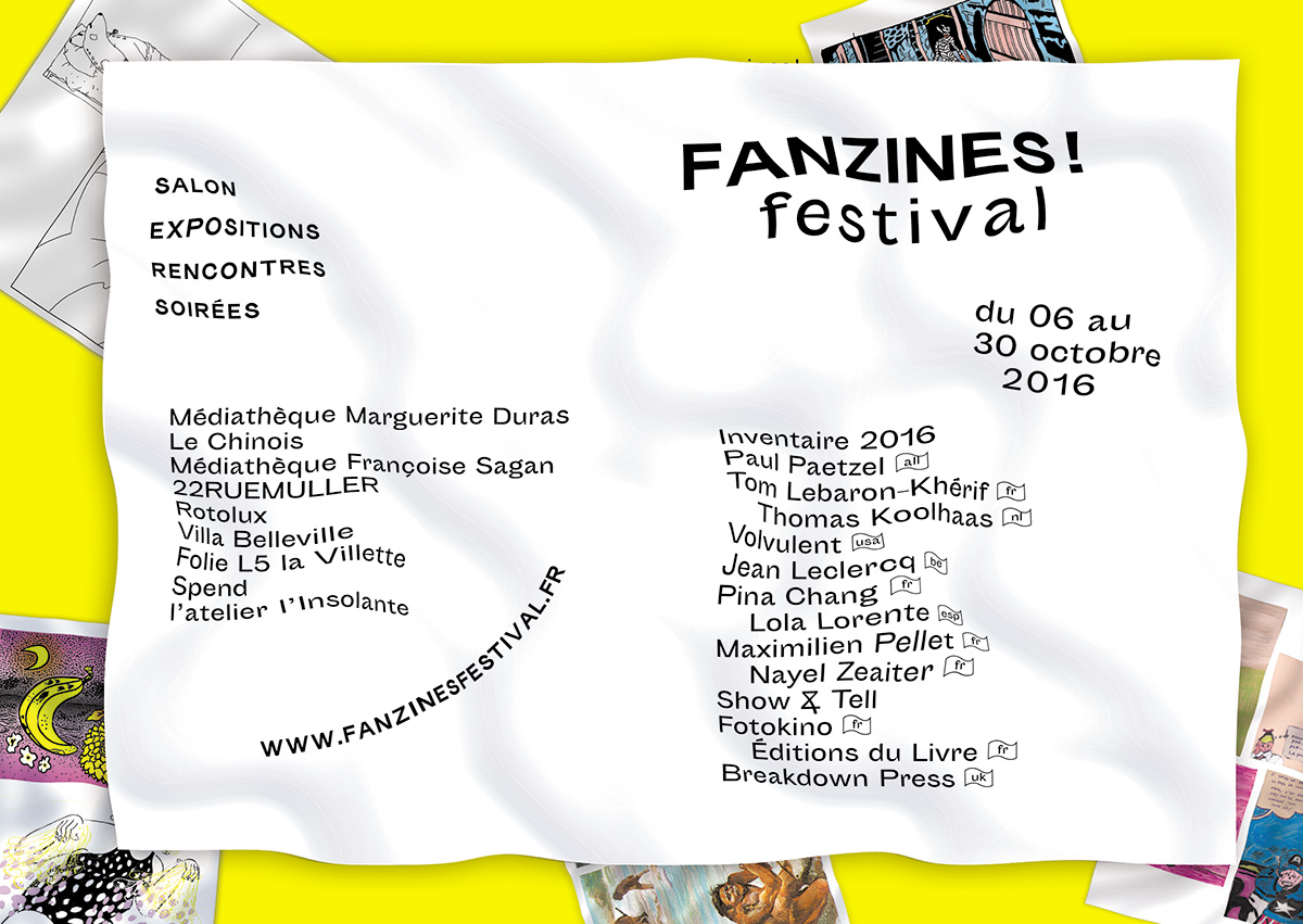 fanzines-poster