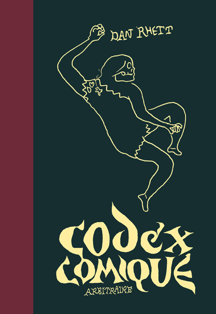codex comique couverture promo web